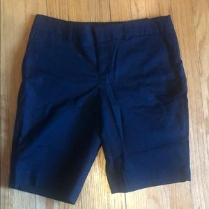 "Navy Shorts 10"" NWT"